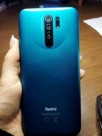 Продам Redmi 9, 64/4 gb в идеальном состоянии