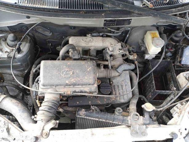 Motor para Hyundai Atos 1.1 gasolina (2003)