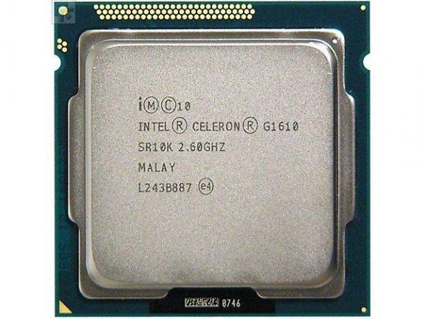 Процесори Intel Celeron G сокет 1155 б/у Гарантія