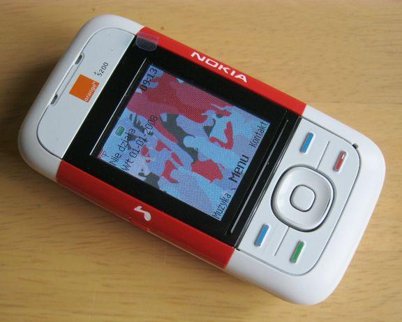 Nokia 5200 - odnowiona