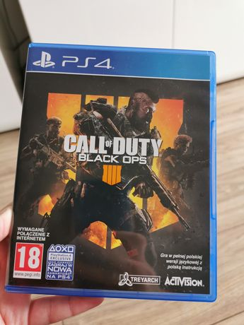 Call of duty black ops ps4