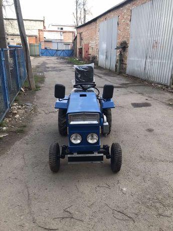 Продам трактор DW 120 с навесным оборудованием