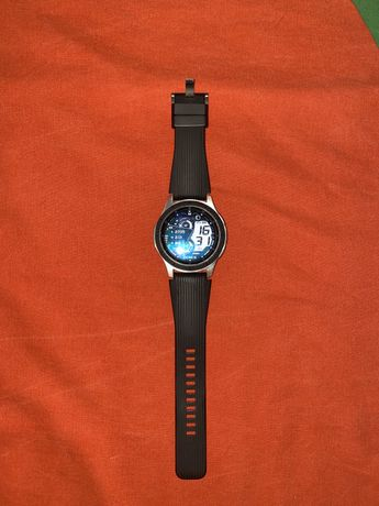 Samsung Galaxy Smartwatch (SM-R800) 46mm Prateado, B