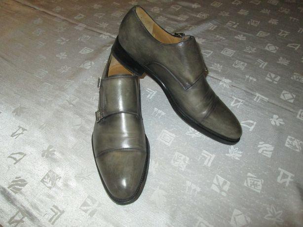 Монки Magnanni кожаные туфли paraboot mezlan