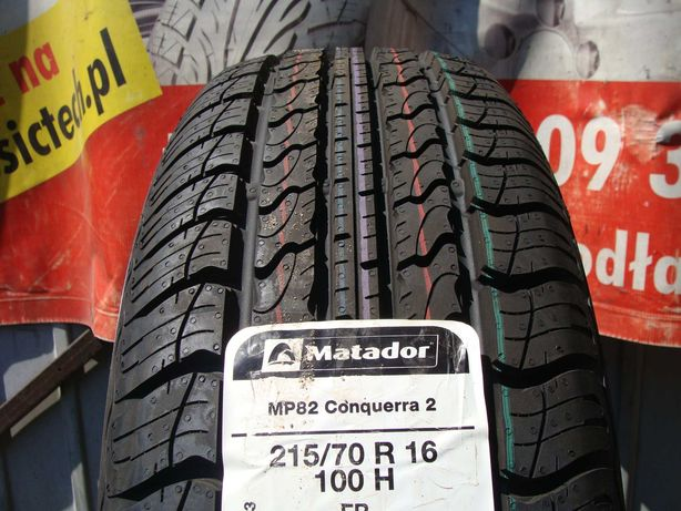 215/70 R16 Matador Conquerra 2