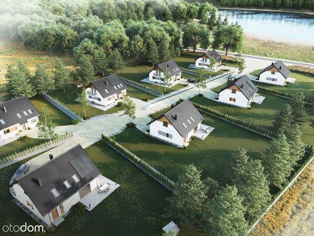 Dom z widokiem nad jezioro