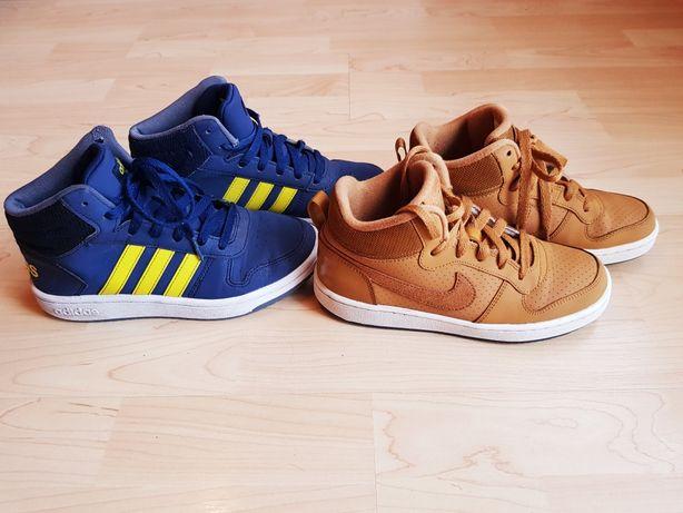 Adidas, Nike buty 36, 37