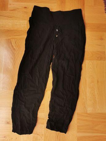 Spodnie bojówki 3/4 H&M Mama rozm. M