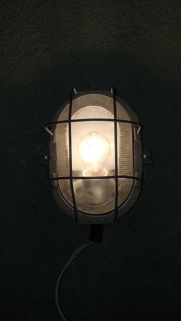 Lampa ZAOS Loft Industrial Przemysłowa żeliwo