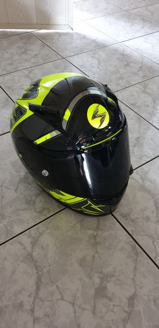 Kask motocyklowy Scorpion Exo 2000 Brutus, gwarancja