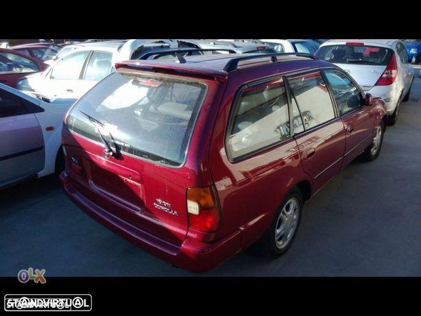 Traseira / Frente /Interior Toyota Corolla Xli