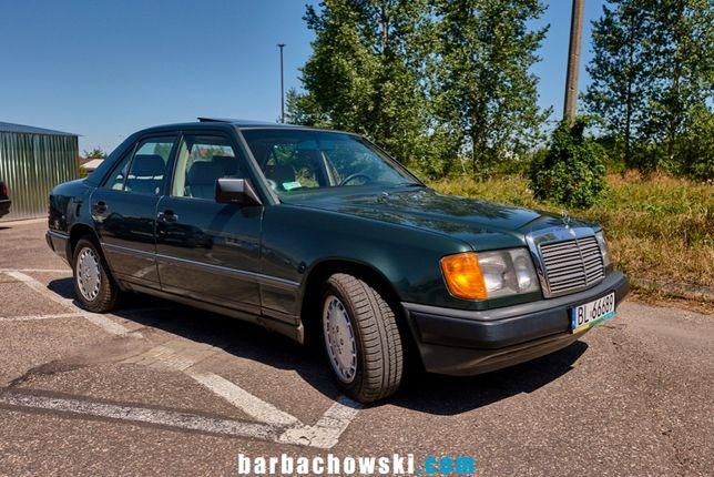 Mercedes W124* KLASYK* 2.0 beznyna*YOUNGTIMER*IGŁA