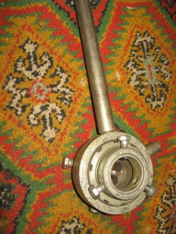 Для нарезки резьбы на трубах Большого диаметра