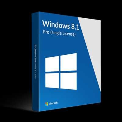 Windows 8.1 pro бессрочный ключ онлайн активации