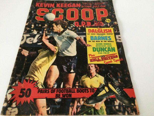 Komiks j.angielski 1979 SCOOP