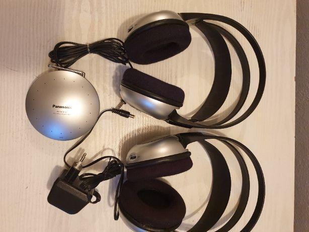 Słuchawki panasonic, philips, re-cover.