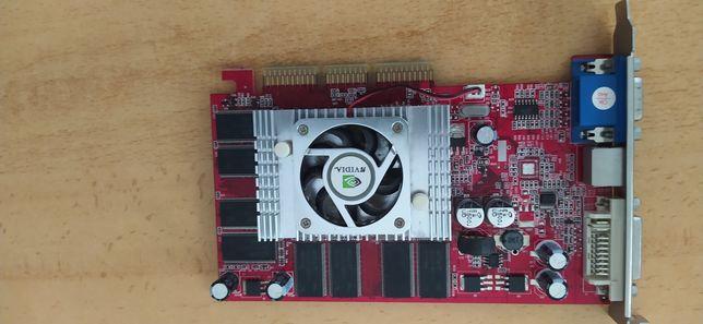 Placa Gráfica AGP Nvidia