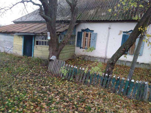 Продам участок с домом или обменяю на авто c.Вельбiвка