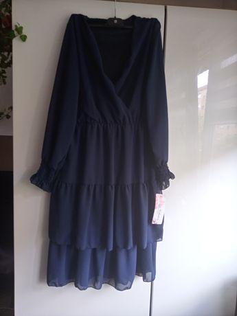 Sliczna wloska sukienka M