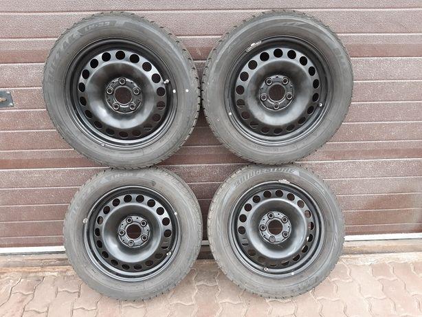 Mercedes A B CLA C W176 Koła Czujniki Kołpaki Bridgestone 205/55/16