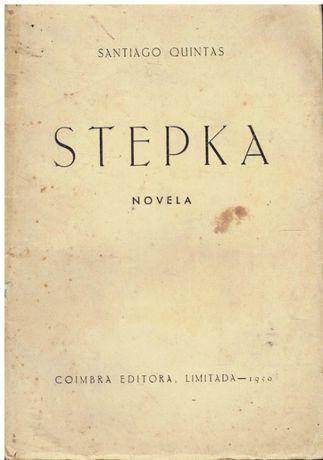 9933 Stepka - Novela por Santiago Quintas