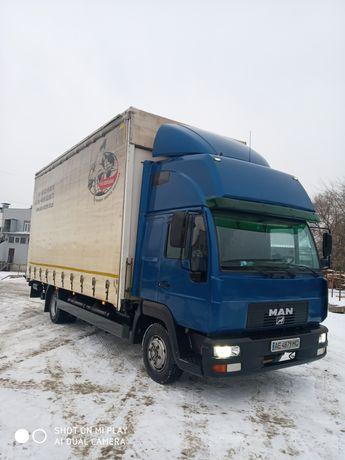 Грузоперевозки гидроборт грузовик 5т. грузовой транспорт пятитонник
