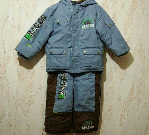 Coccodrillo – польский бренд детской одежды, комбинезон для мальчика98
