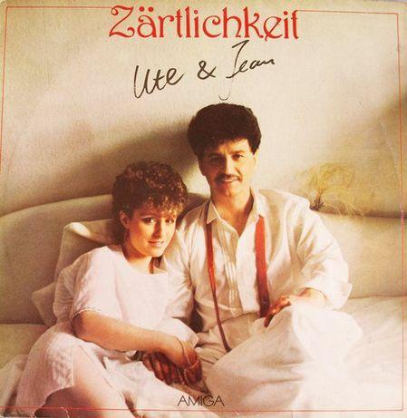 Ute & Jean – Zärtlichkeit - Płyta LP vinyl 33