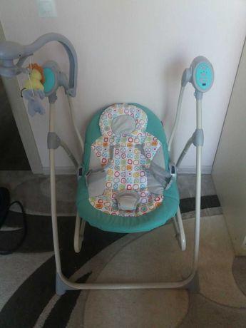 Кресло качалка CARRELLO