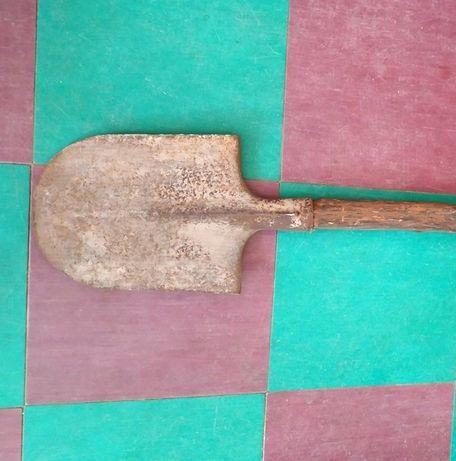 Лопата полотно из высокопрочной стали СССР смотри описание 2 фото