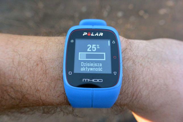 Polar m400 zegarek sportowy
