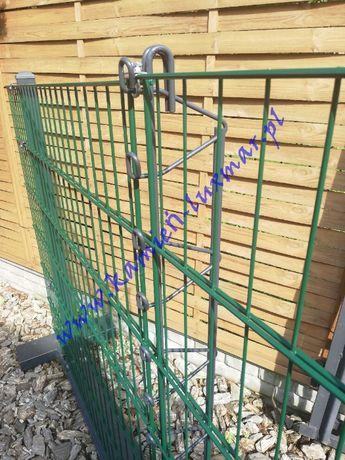 Panele ogrodzeniowe spawane /ocynkowane/malowane /słupki