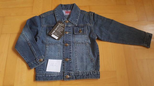 Kurtka jeansowa 122