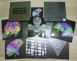 Muse - The 2nd Law (Super Deluxe Limited Edition Box Set)