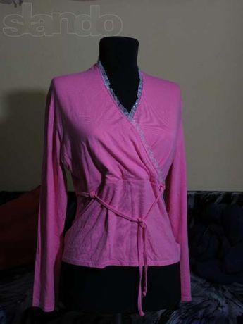 Элегантная трикотажная блузка Расспродажа