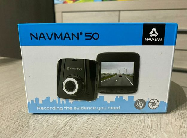 Wideorejestrator Navman 50