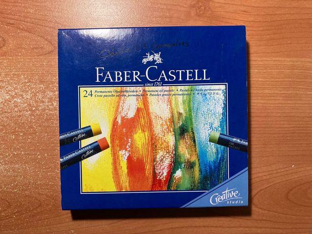 Pastel de Óleo Gold Faber-Castell (24)