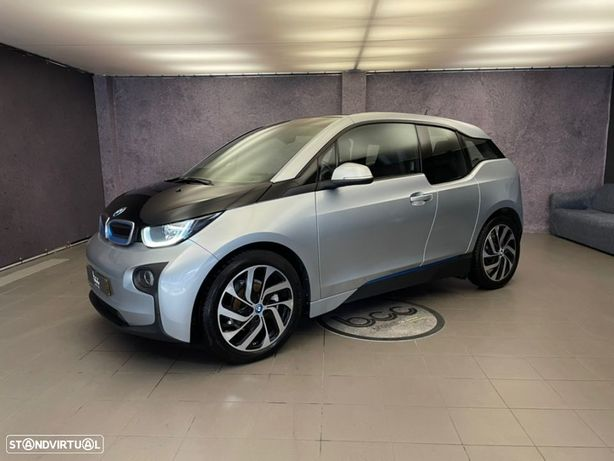 BMW i3 +Comfort Package Advance