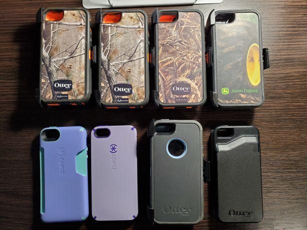 Чехлы OtterBoxдля iPhone 5, 5S, SE оригинал.