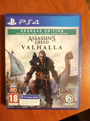Assassin's Creed Valhalla Drakkar Edition PS4 Dodatkowe wątki fabularn