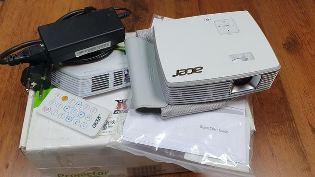 Acer K132 LED Projektor, rzutnik multimedialny.