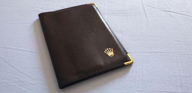 Porta Documentos / Passaporte ( Rolex )