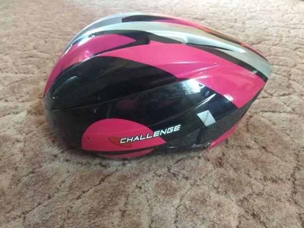 Велошлем challenge, size 54-58 см, шлем для скейтбордов, роликов.