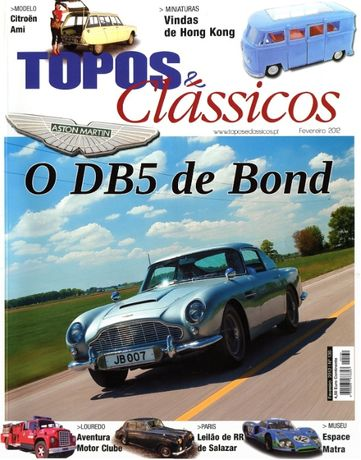 Revistas «Topos E CLÁSSICOS»