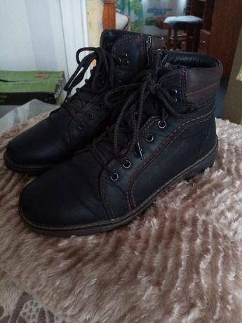 Бродам ботинки мальчуковые зимние