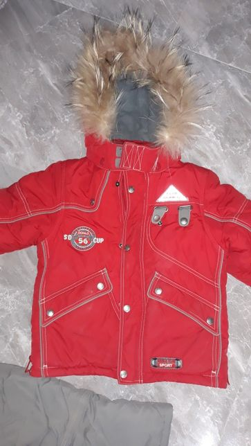 Продам куртку и комбинезон