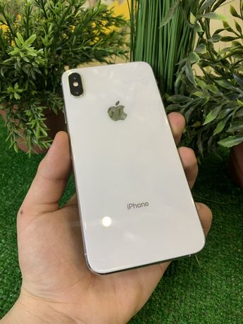 IPhone X 64 silver Neverlock Гарантия до 12 мес Магазин