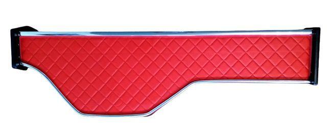 Półka DAF XF 106 Czerwona Pikowana