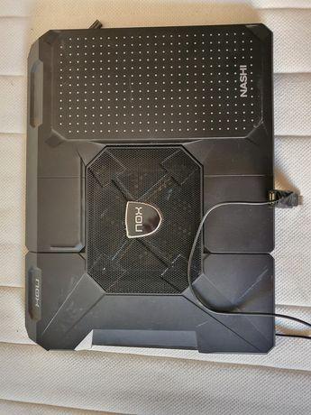 """Base de Refrigeração NOX NASHI (até 17"""") Notebook cooler"""