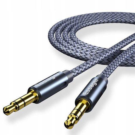 Essager Kabel Mini Jack 3.5Mm Wtyk Aux Audio 3Metr